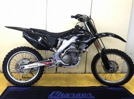 3-14 CRF250R 2008年式 新品ブラック外装付