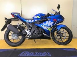 2-02 GSX-R125 ABS 2020最新モデル